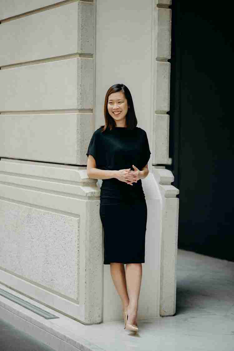 Sophia Goh_Professional Counsellor and Psychotherapist in Singapore